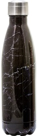 Yoko Design Isothermal Bottle 0.5l Marble Black