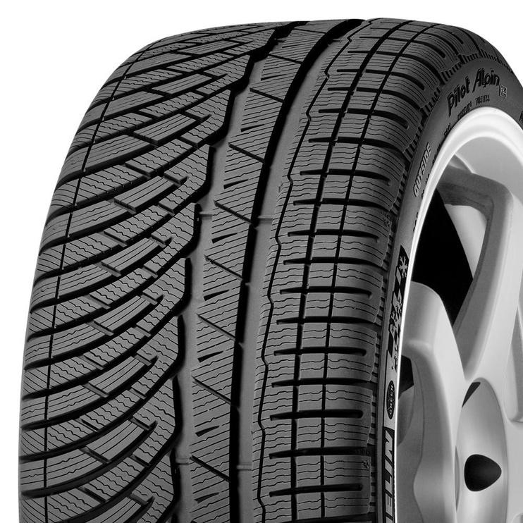 Žieminė automobilio padanga Michelin Pilot Alpin PA4, 215/45 R18 93 V XL