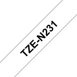 Этикет-лента для принтеров Brother TZe-N231, 800 см