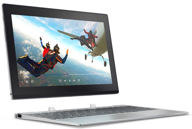Planšetinis kompiuteris Lenovo IdeaPad Miix 320-10 2/64GB x5-Z8350 Win10H Silver