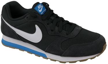 Nike Running Shoes Md Runner Gs 807316-007 Black 36