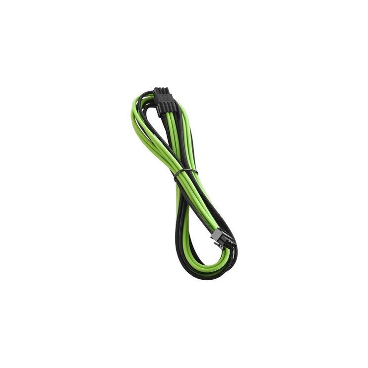 Juhe CableMod C-Series PRO ModMesh 8-pin PCIe Cable Corsair RMi/RMx/RM Black Label 60cm Black/Light Green
