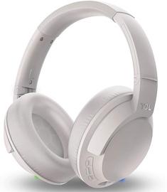 Belaidės ausinės TCL ELIT400NCWT Cement Gray