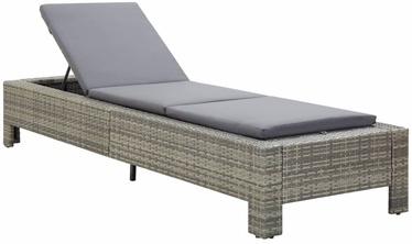 Lamamistool VLX Sun Lounger w/ Cushion 46236, hall