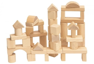 Woody Shape Building Blocks 50pcs 90650