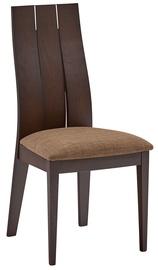 Valgomojo kėdė Home4you Tiffany 21906 Brown