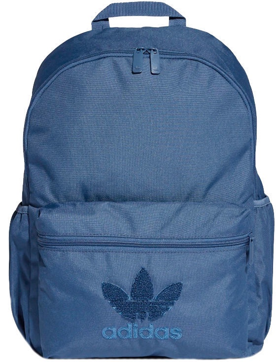 Adidas Classic Prem Logo Backpack FQ5424 Blue