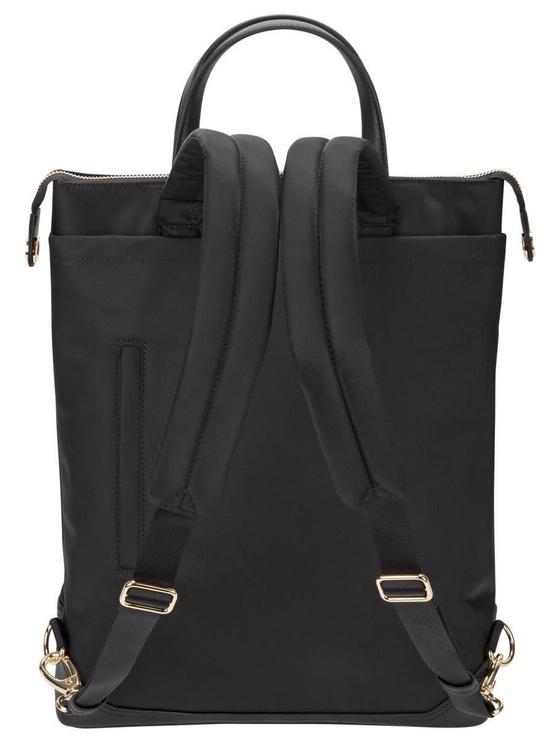 Targus Newport 15 Laptop Convertible Tote Backpack Black