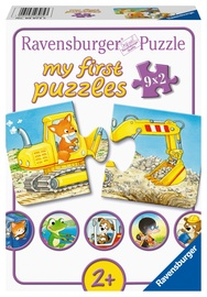 Пазл Ravensburger My First Puzzles 030743, 18 шт.
