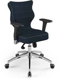 Entelo Perto Poler Office Chair TW24 Navy Blue
