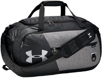 Under Armour Undeniable 4.0 Medium Duffle 1342657-040 Grey/Black