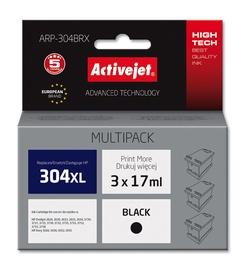 Кассета для принтера ActiveJet, черный, 51 мл