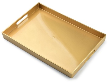 Mondex Blanche Decorative Tray Gold