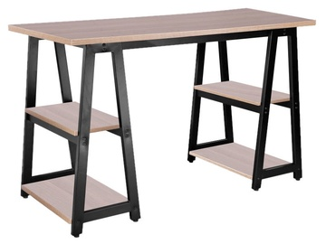 Signal Meble B-176 Desk Oak/Black