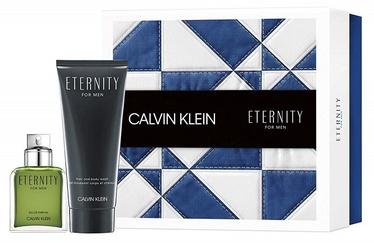 Набор для мужчин Calvin Klein Eternity 50 ml EDT + 100 ml Shower Gel