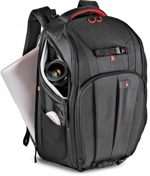 Manfrotto Pro Light Cinematic Expand Camcorder Backpack MB PL-CB-EX Black