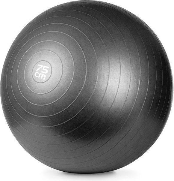 Meteor Fitness Ball 75cm Black