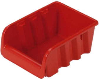 Curver Profi 2 Container 16x7.5x1.5cm Red
