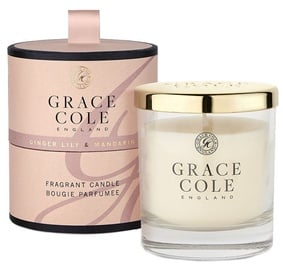 Grace Cole Fragrant Candle 200g Ginger Lily & Mandarin
