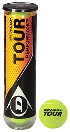 Dunlop Pro Tour Performance Tennis Ball 4pcs