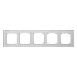 Penkiavietis rėmelis Liregus K14-245-05, baltas