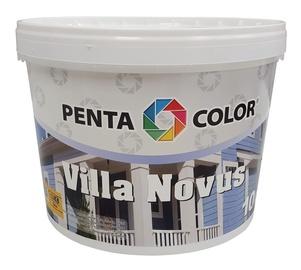 Krāsa fasādēm Pentacolor Villa Novus, 10 l, dzeltena