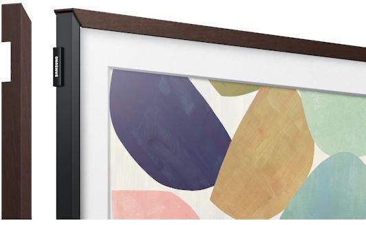 Samsung Customizable Frame 32'' Brown