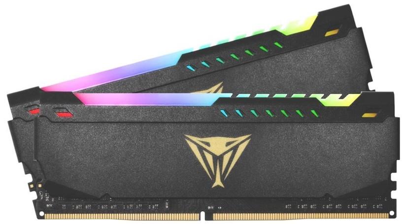 Operatīvā atmiņa (RAM) Patriot Viper RGB LED SAPAT4G16VIPRG8 DDR4 16 GB
