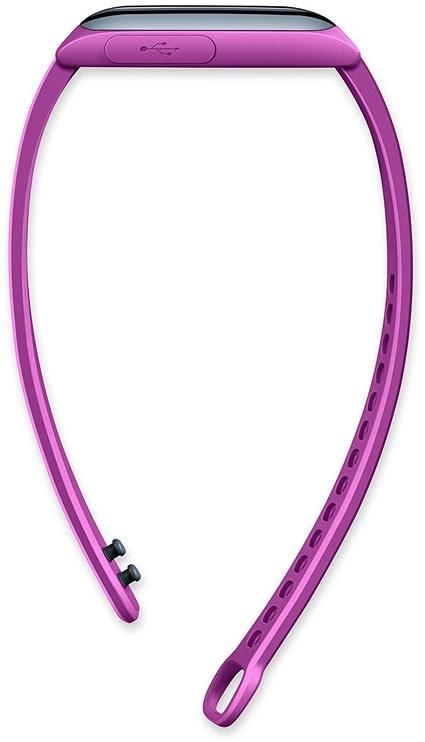 Išmanioji apyrankė Beurer AS 81, juoda/violetinė