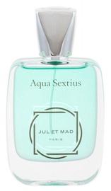 Jul et Mad Paris Aqua Sextius 50ml Perfume Unisex