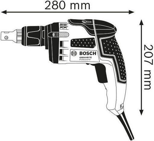 Bosch GSR 6-45 TE Drywall Screwdriver