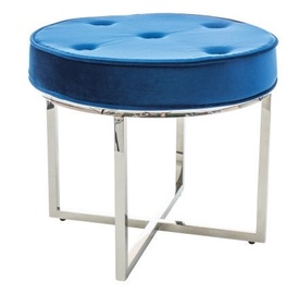 Signal Meble Pouf Noa Blue