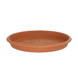 Поддон для вазона Domoletti STTE0035-100, коричневый, 350 мм