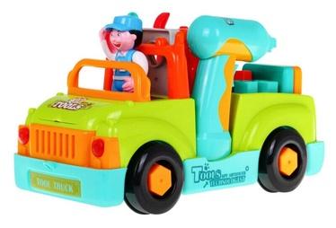 Lomu spēle Hola Little Mechanic Tool Truck 6109