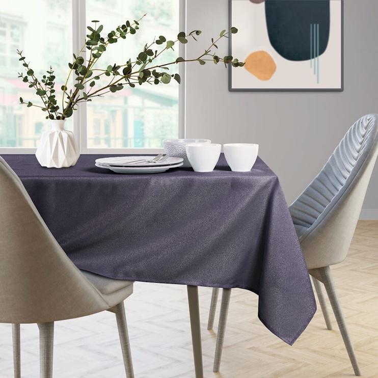 Скатерть AmeliaHome Empire HMD Lavender, 150x150 см