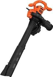 Black & Decker BEBLV260-QS Electric Leaf Blower
