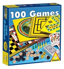 Настольная игра Piatnik 100 Games, LV/RUS