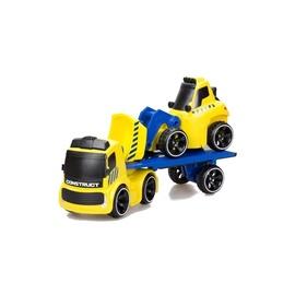 Rotaļliet.smag.maš.ar buldozeru ar pulti