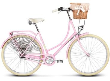 "Dviratis LEGRAND Virginia 4 18"" Pink"