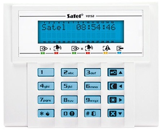 Satel VERSA-LCD-BL LCD Keypad for Versa Panels