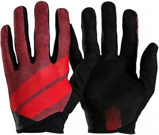 Bontrager Rhythm Mountain Glove Red M