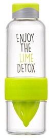 Lock & Lock ABF659 Detox Bottle 520ml Green