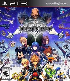 Игра для PlayStation 3 (PS3) Kingdom Hearts HD 2.5 Remix PS3