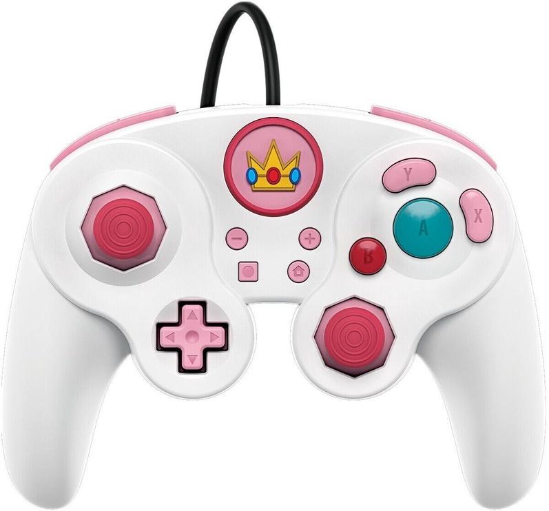 Игровой контроллер Pdp Wired Fight Pad Pro Peach