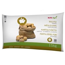 Trąšos ekonomiškos bulvėms Baltic Agro, 15 kg
