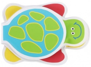 BabyOno Squeaky Bath Book Turtle 892