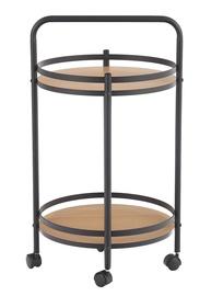 Барный стол Halmar Bar 11 Natural, 440x440x750 мм