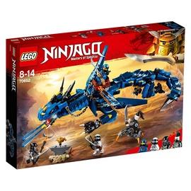 MÄNGUKLOTSID LEGO BLOCS NINJAGO 70652