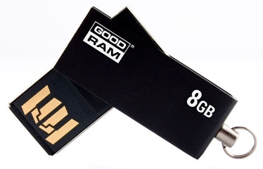 Goodram CUBE 8GB UCU2 USB 2.0 Black