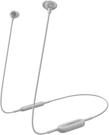 Ausinės Panasonic RP-NJ310BE Bluetooth In-Ear White, belaidės